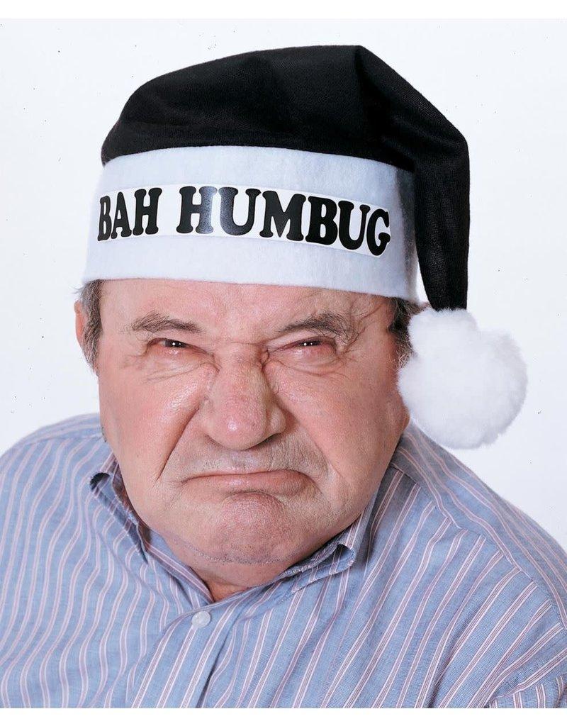 Adult Bah Humbug Grouch Hat