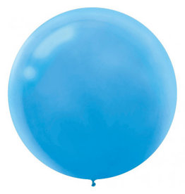 "24"" Powder Blue Balloon (With Helium)"