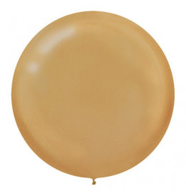 "24"" Gold Balloon (With Helium)"