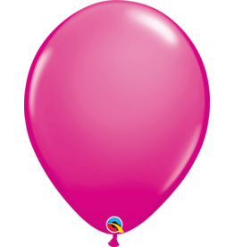"16"" Wildberry Balloon (Without Helium)"