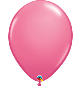 "16"" Rose Balloon (Without Helium)"