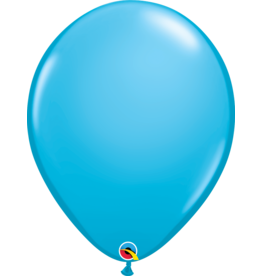 "16"" Robin's Egg Blue Balloon (Without Helium)"