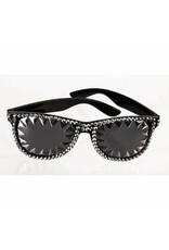 80s Spike & Rhinestone Glasses