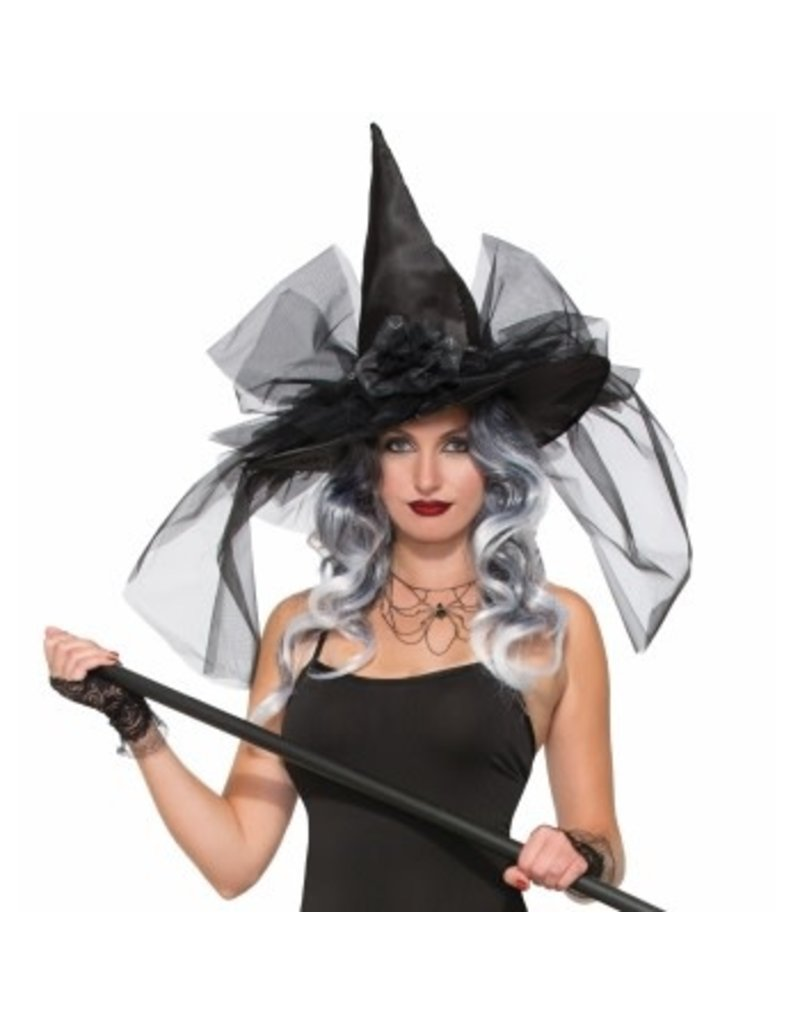 Deluxe Witch Hat