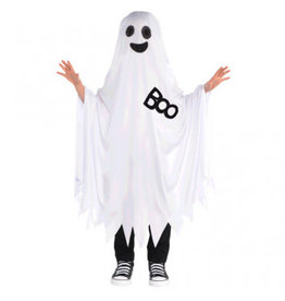 Child Ghost Cape - Child