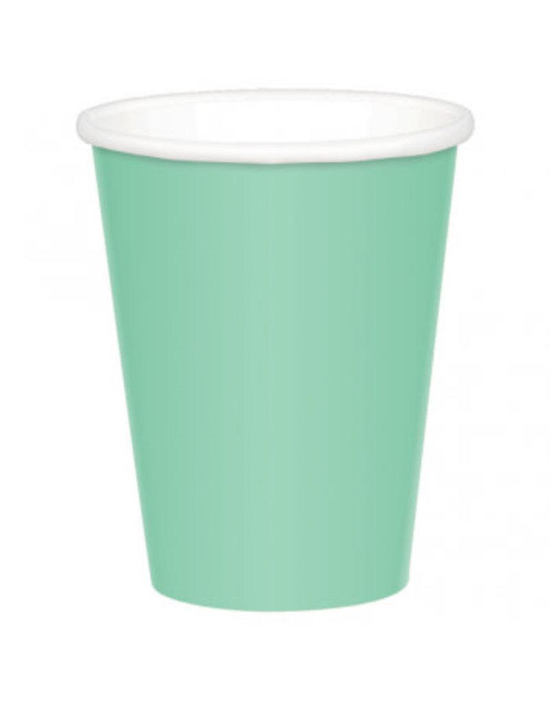Cool Mint 9oz Paper Cup (20)
