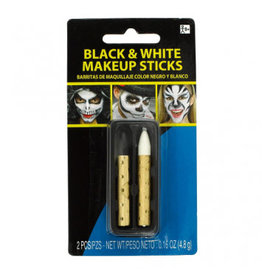 Black & White Makeup Stick