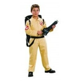 Child Deluxe Ghostbusters Medium (8-10) Costume