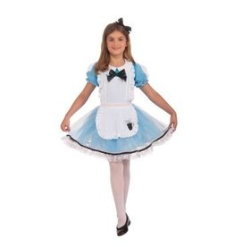 Child Alice - Small (4-6) Costume