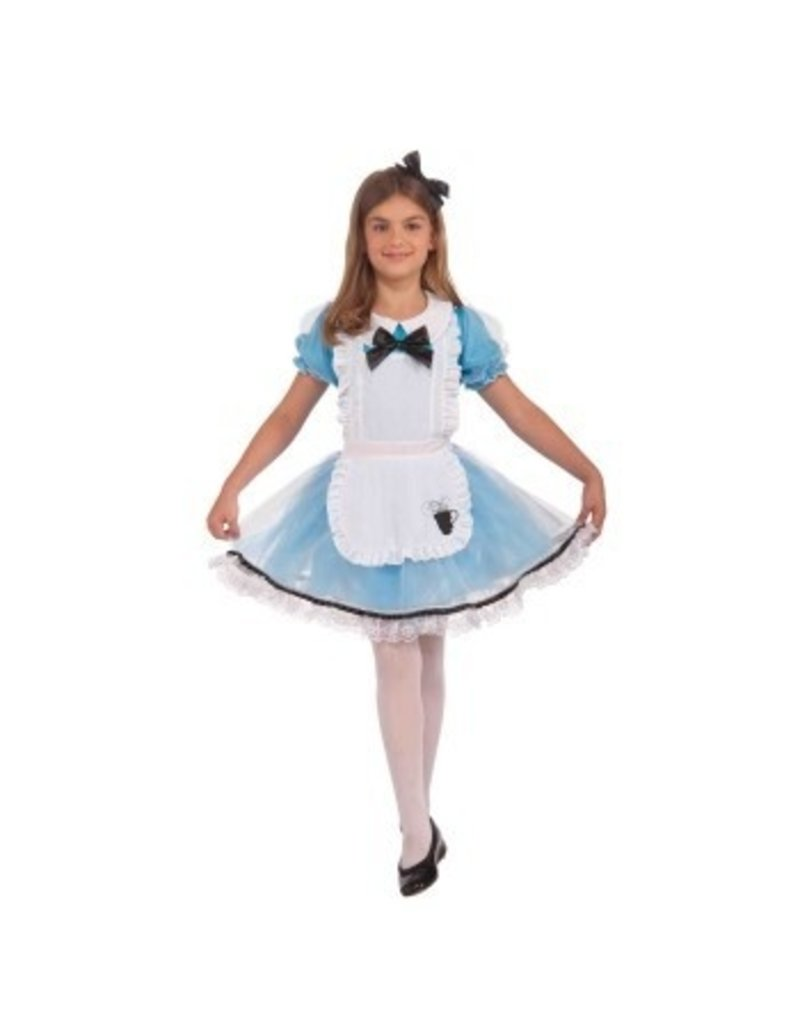 Child Alice - Small (4-6) Costume