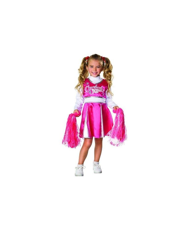 Child Cheerleader Champ Small (4-6) Costume