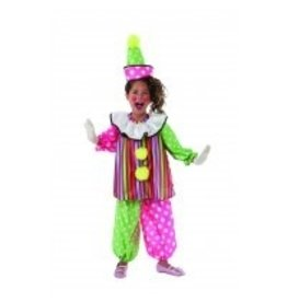 Child Clown Giggles Small (4-6) Costume