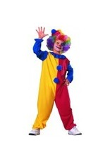 Child Clown Medium (8-10) Costume