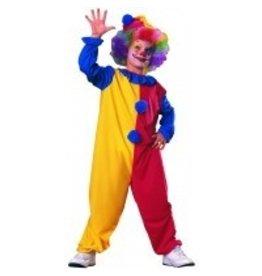 Child Clown Medium (8-10) Costume