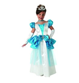 Child Crystal Princess Small (4-6) Costume