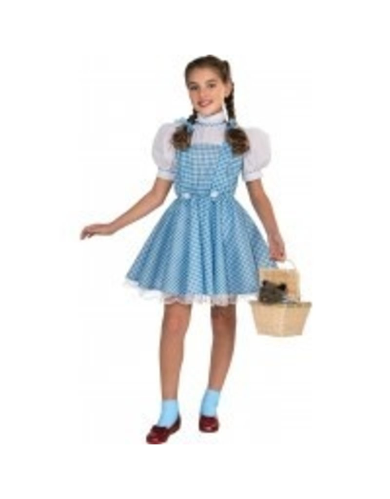 Child Dorothy Small (4-6) Costume