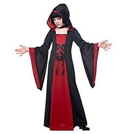 Child Hooded Robe Medium (8-10)