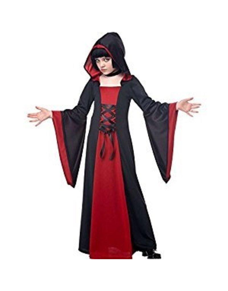 Child Hooded Robe Medium (8-10)