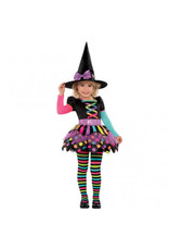 Child Miss Matched Witch Large (12-14)