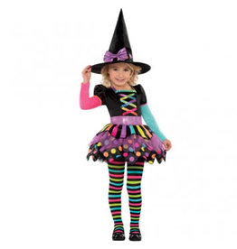 Child Miss Matched Witch Medium (8-10)