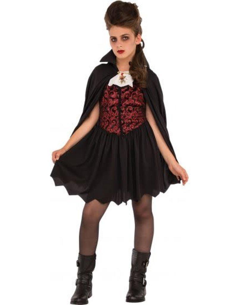Child Miss Vampire Small (4-6)