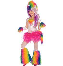 Child Rainbow Unicorn Small (4-6)