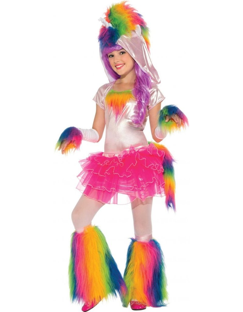 Child Rainbow Unicorn Small (4-6)