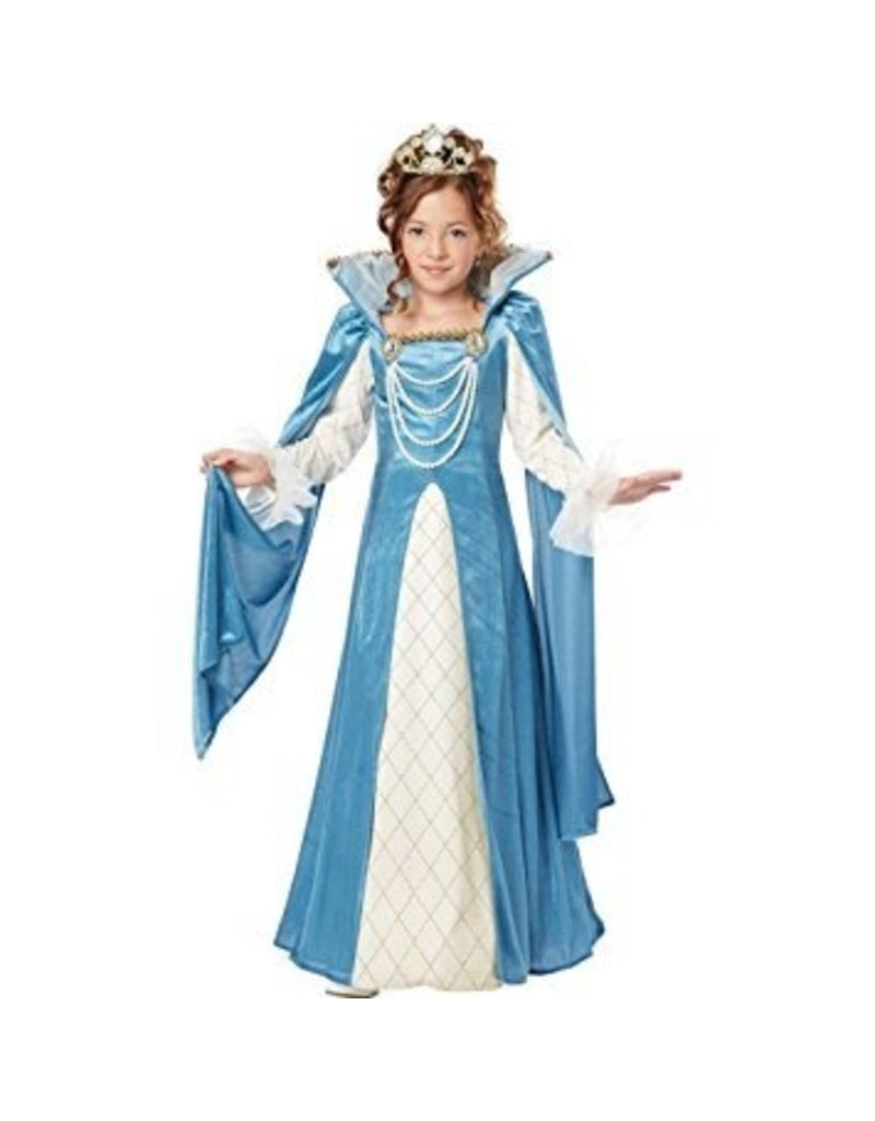 Child Renaissance Queen Medium (8-10)