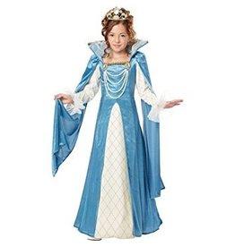 Child Renaissance Queen Small (4-6)