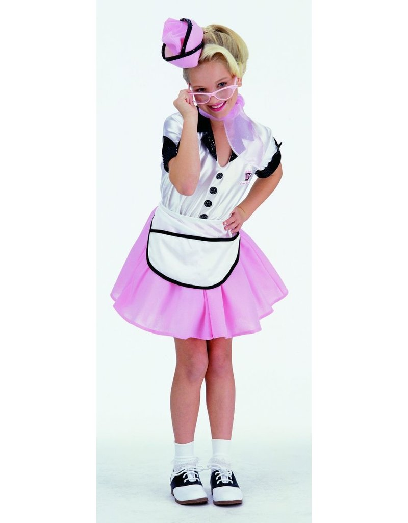 Child Soda Pop Girl  Small (4-6)