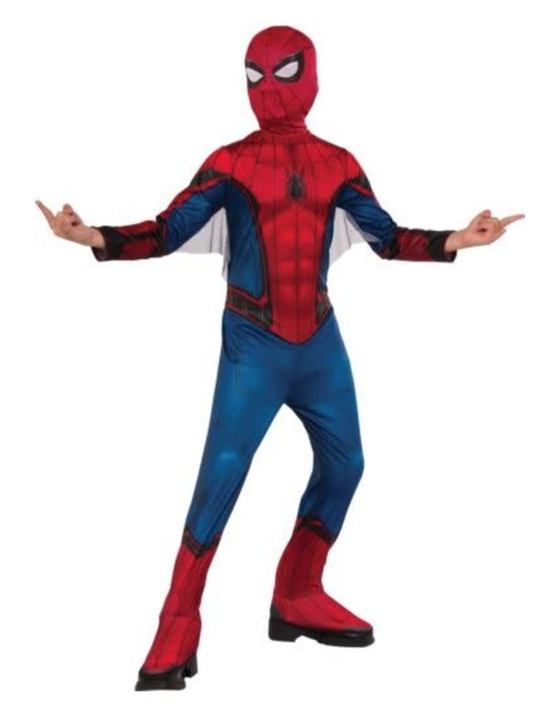 Child Spiderman Homecoming  Large (12-14)