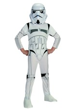 Child Star Wars Stormtrooper Small (4-6)