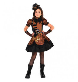 Child Steampunk'd Medium (8-10)