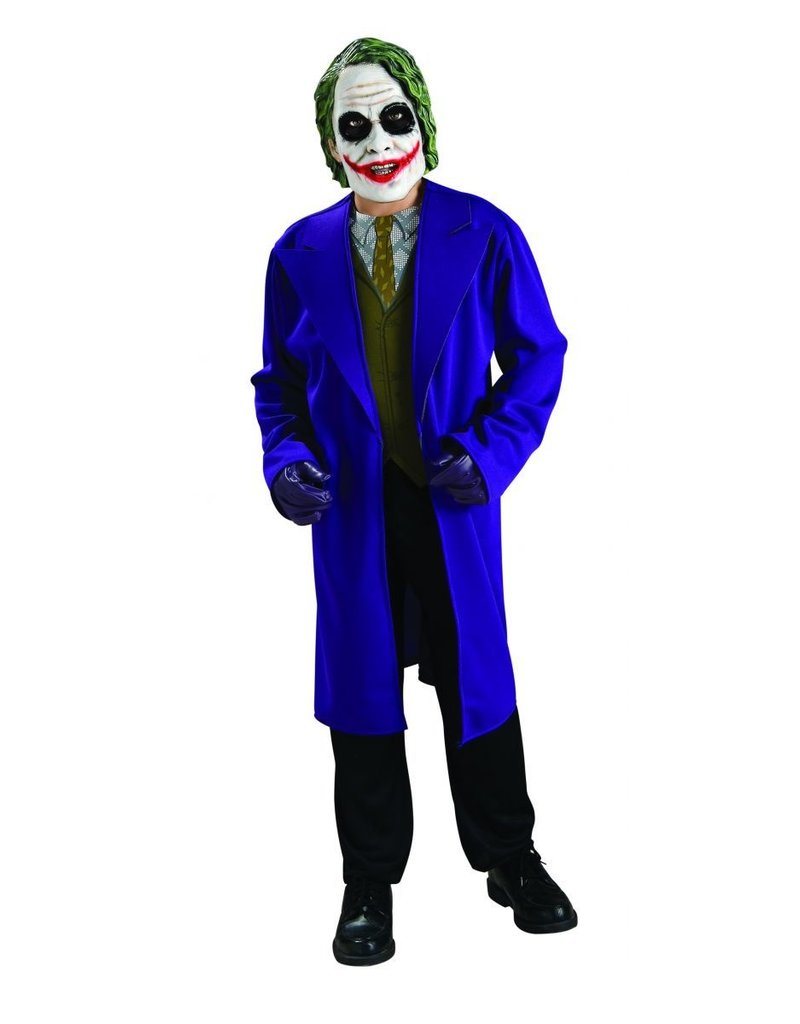 Child The Joker Medium (8-10)