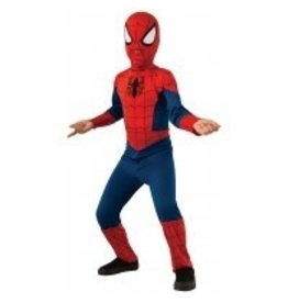Child Ultimate Spiderman Large (12-14)