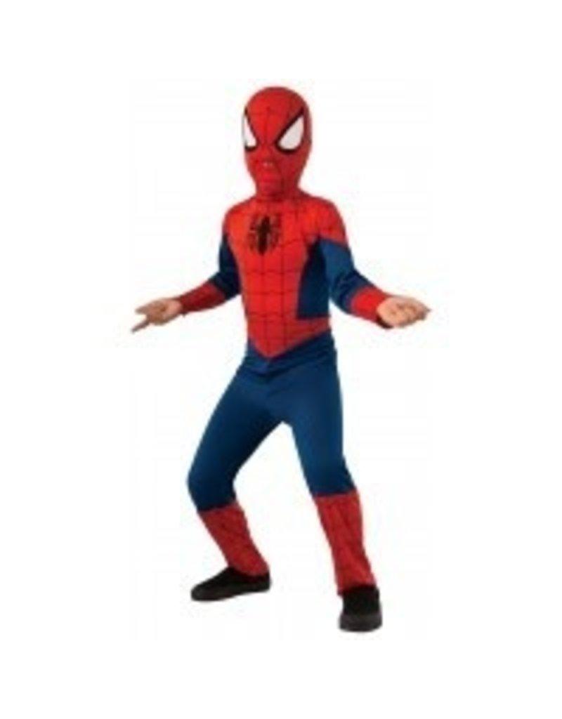 Child Ultimate Spiderman Medium (8-10)