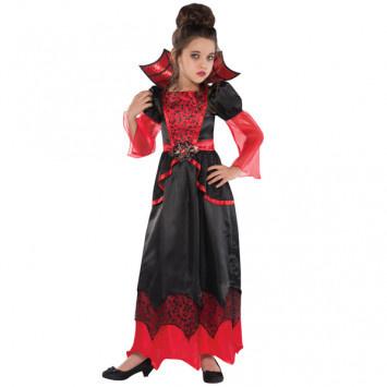 Child Vampire Queen Medium (8-10)