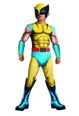 Child Wolverine Small (4-6)