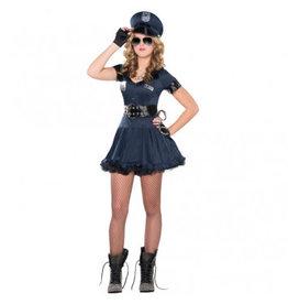 Teen Costume Locked 'N Loaded Medium