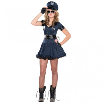 Teen Costume Locked 'N Loaded Small
