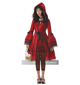 Teen Costume Red Riding Hood Large
