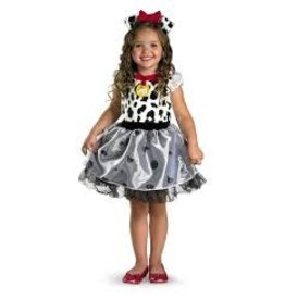 Toddler Costume 101 Dalmations 2T
