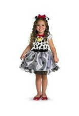 Toddler Costume 101 Dalmations 3T-4T