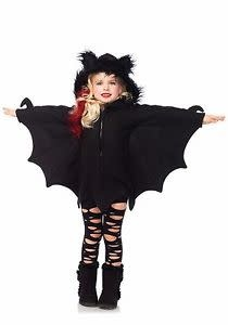 Toddler Costume Cozy Bat Small