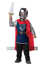 Toddler Costume Gallant Knight Medium