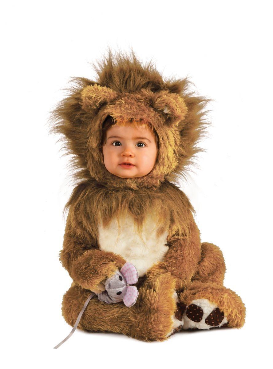 Lion Cub 6-12 Months Toddler Costume