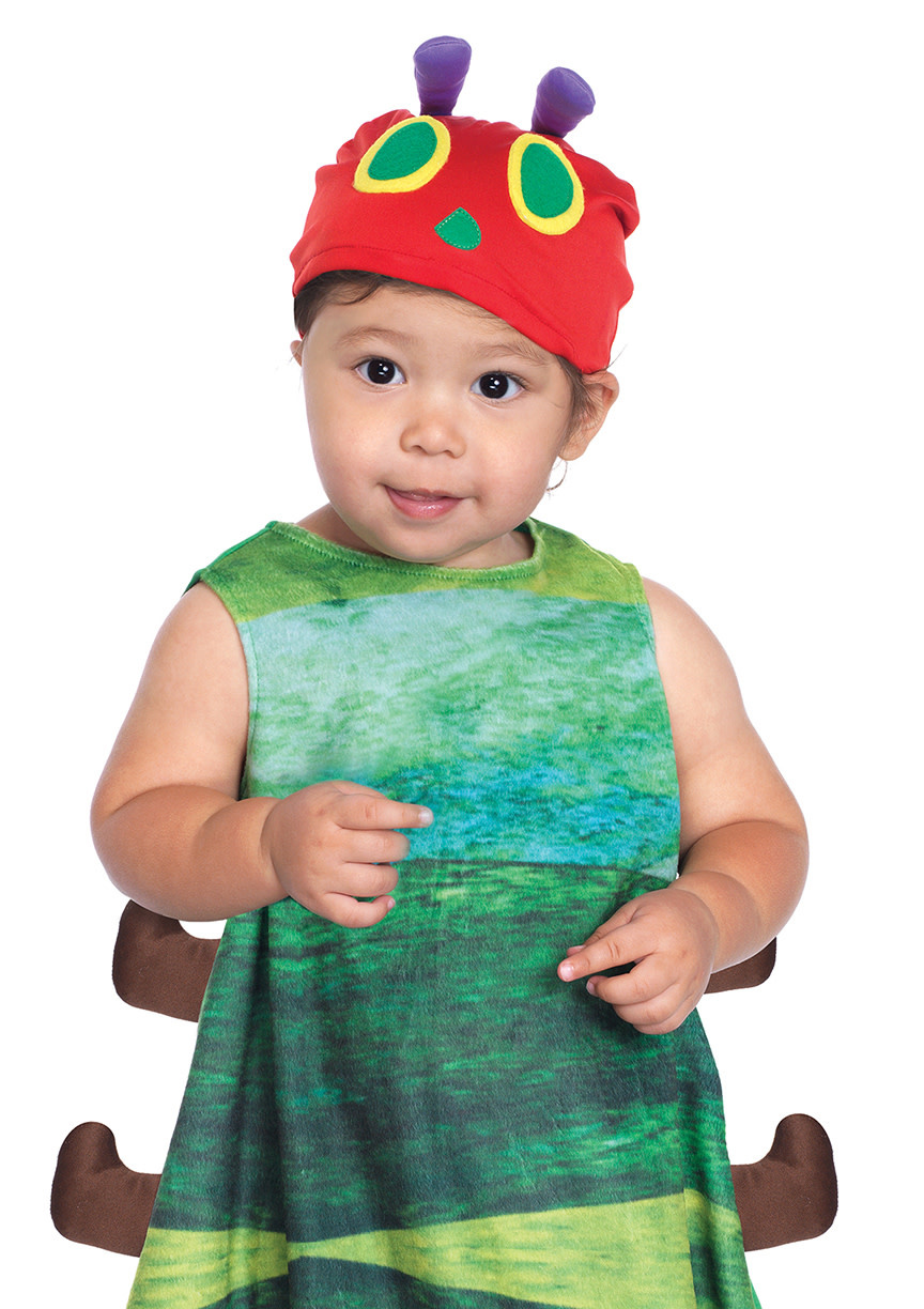 Toddler Hungry Caterpillar Costume 12-18 Months