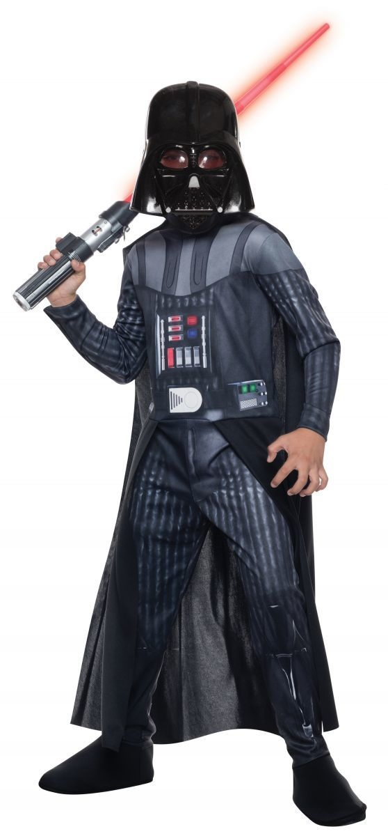 Child Star Wars Darth Vader Large (12-14)