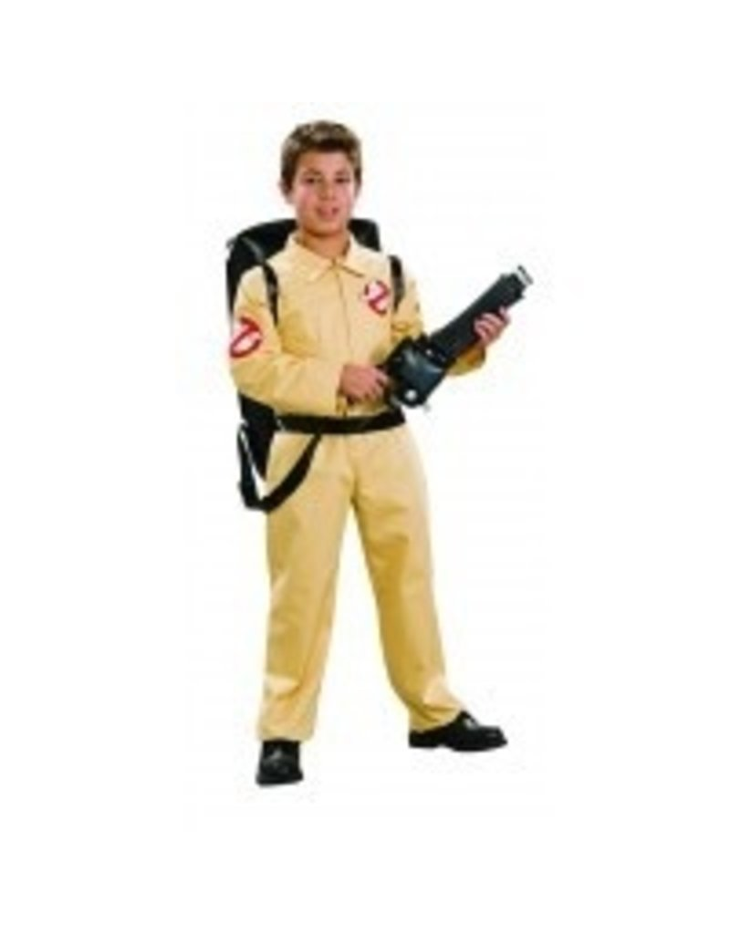 Child Deluxe Ghostbusters Small (4-6) Costume