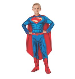 Child Deluxe Superman Large (12-14)